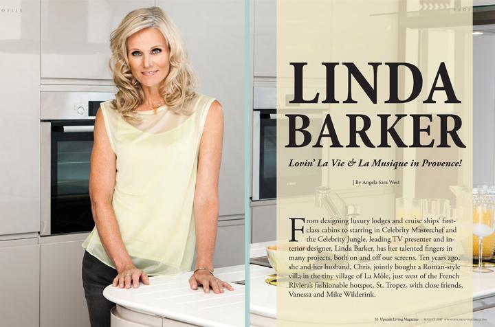 Linda Barker - August 2017