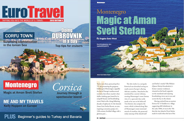 Montenegro Euro Travel - 2013