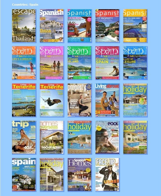 Countries Archive Spain