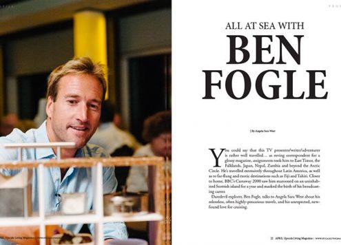 Ben Fogle featured