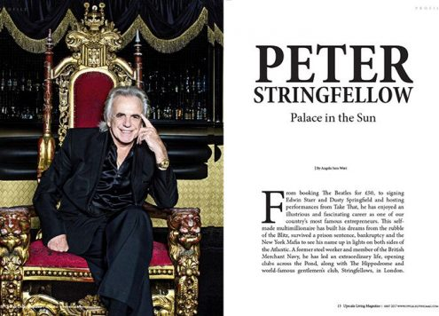 Peter Stringfellow featured