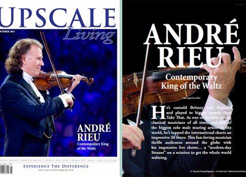 Andre Rieu - Upscale Living - Oct 2017
