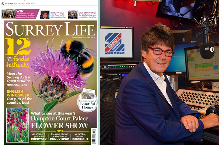 Mike Read - Surrey life