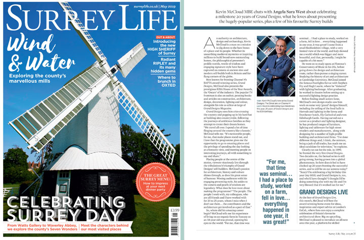 Surrey-Life-Kevin-McCloud-May19